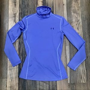 Under Armour Cold Gear Turtleneck Thermal Wm M